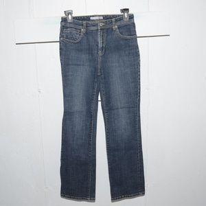 Chico's quartz womens jeans size 0 R 503
